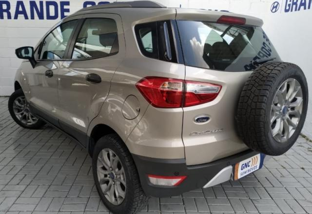 FORD ECOSPORT 1.6 FREESTYLE 16V FLEX 4P MANUAL. - Foto 3