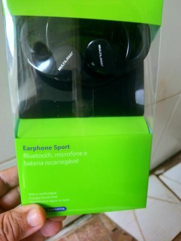 Fone de ouvido ( earphone sports) multilaser - Foto 2