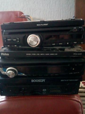 Rádios para carros