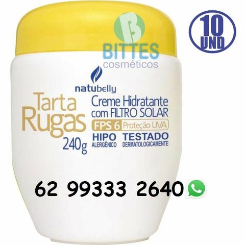 10 Cremes Hidratante Natubelly