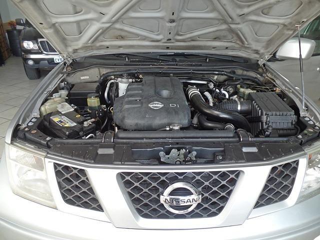 Nissan Frontier XE CD 4x2 2.5 TB Diesel - 2009 - Foto 5