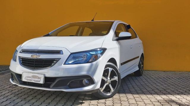 CHEVROLET ONIX 2012/2013 1.4 MPFI LTZ 8V FLEX 4P MANUAL - Foto 3