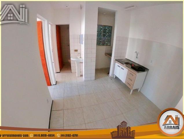 Apartamento com 2 quartos, 58m² na maraponga - Foto 8