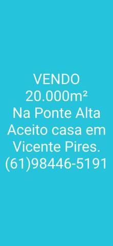 C a sa com 3 qts. Suíte na Ponte Alta R$600.000,00  * - Foto 3