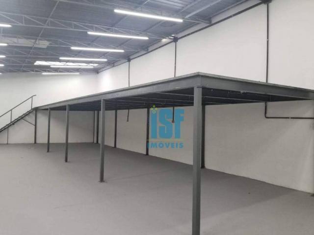 Galpão para alugar, 700 m² por r$ 11.000/mês - vila sílvia - são paulo/sp - ga0451. - Foto 9