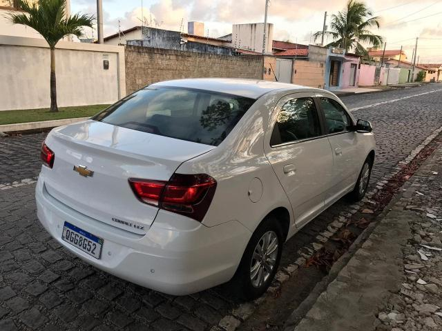 CHEVROLET COBALT 2016/2016 1.8 MPFI LTZ 8V FLEX 4P MANUAL - Foto 3