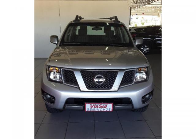 Frontier Cd Sv Attack 4X4 2.5 At