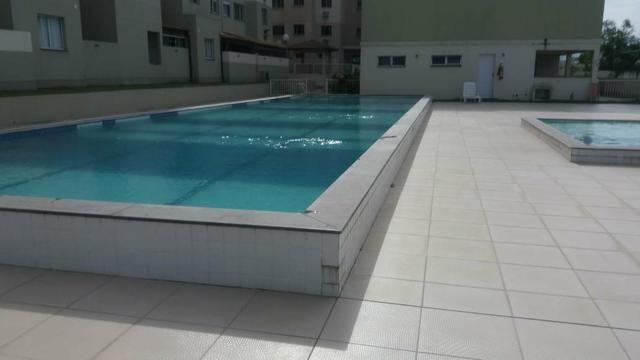 Apartamento 2qt com garagem, Manguinhos - Foto 7