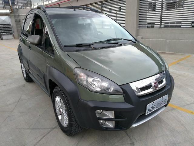 Fiat Idea Adventure 1.8 E-Torq 2011 Automatico (Dualogic) - Foto 9