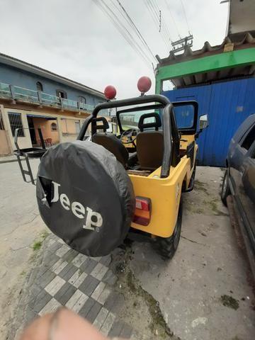 Jipe Willys overland - Foto 7