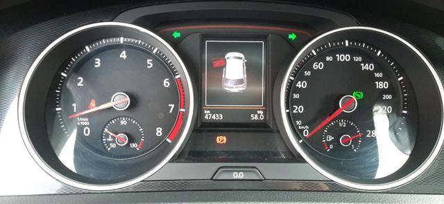 Golf GTi com teto solar e baixa KM confira - Foto 7
