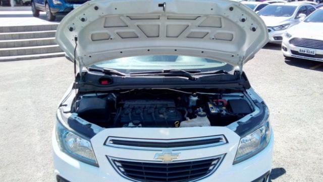 CHEVROLET ONIX LTZ 1.4 8V SPE/4 AT FLEX Branco 2014/2015 - Foto 12