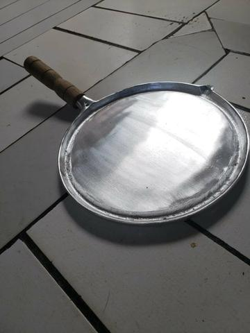 Tapioquera de alumínio batido - Foto 3