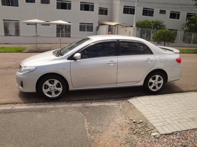 Toyota Corolla Xei 2013 Automático - Foto 8