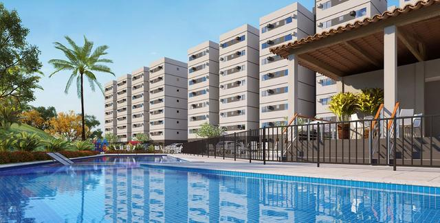 Jardins do Frio Condomínio Club 2 Qrts/1 suite piscina, lazer completo (20mil de desconto) - Foto 3