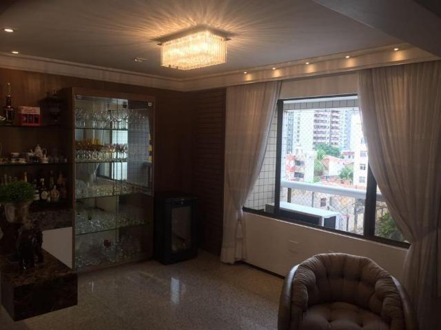 AP1313 Apartamento 320m² Um por Andar 4 Suites 100% Projetado, Vista Panorâmica Para o Mar - Foto 9