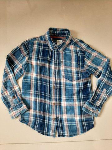 Camisa Carter's