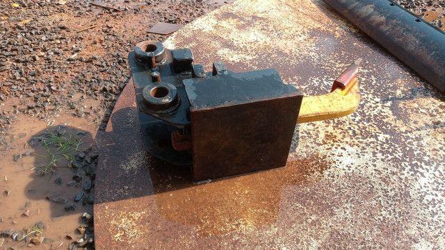 Mini escavdeira BobCat (acessórios) - Foto 5