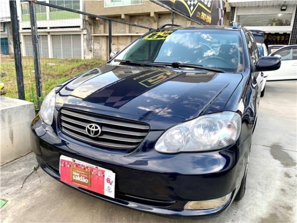 Toyota Fielder  1.8 16v gasolina 4p manual - Foto 2