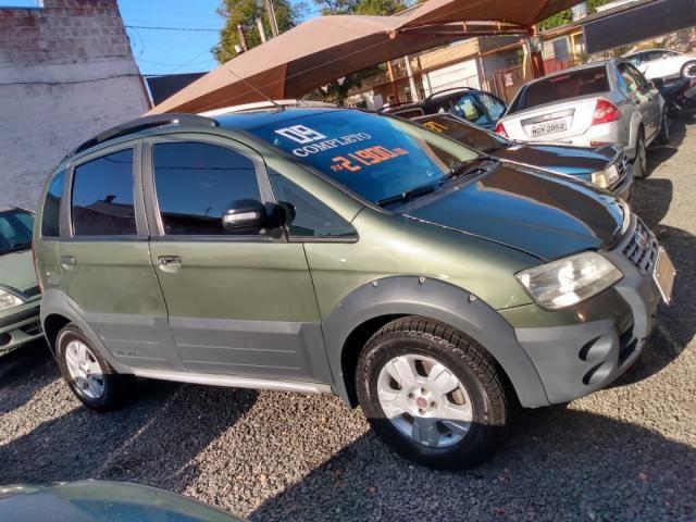 Fiat Idea Advent./ Adv.LOCKER 1.8 mpi Flex 5p - Foto 8