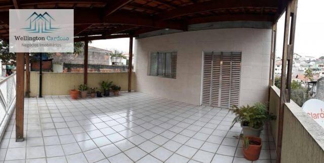 Sobrado com 3 dormitórios à venda, 292 m² por R$ 580.000 - Parque Novo Mundo - São Paulo/S - Foto 20