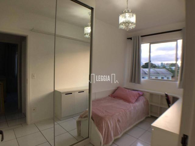 Apartamento com 2 dormitórios à venda, 63 m² por R$ 200.000,00 - Saguaçu - Joinville/SC - Foto 17