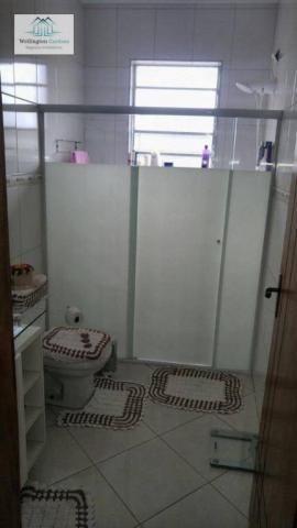 Sobrado com 3 dormitórios à venda, 292 m² por R$ 580.000 - Parque Novo Mundo - São Paulo/S - Foto 17