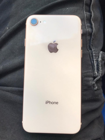 IPhone 8 64 gb gold rose top
