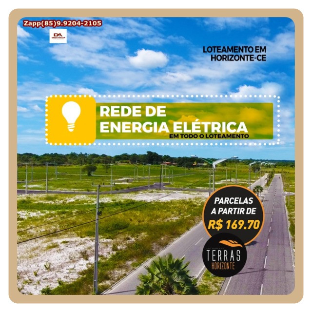 Lotes Terras Horizonte- Invista já #@! - Foto 7