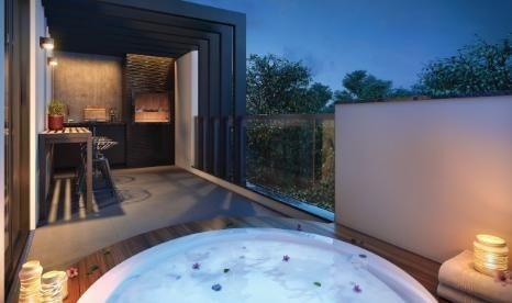 Apartamento para Venda em Balneário Camboriú, vila real, 2 dormitórios, 1 suíte, 2 banheir - Foto 4