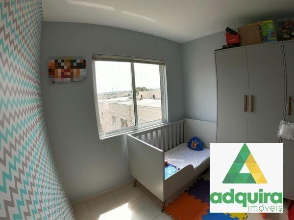 Apartamento com 2 quartos no Residencial Alexandria - Bairro Jardim Carvalho em Ponta Gro - Foto 9