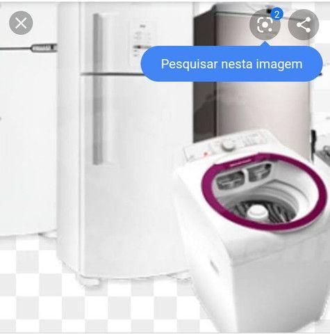 Conserto de máquina de lavar e geladeira a domicílio
