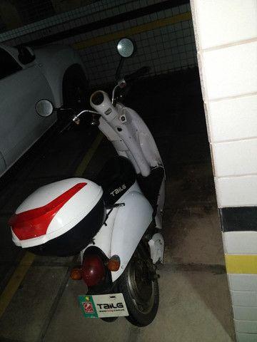 Bicicleta/moto Elétrica sem cnh baixei pra vender e pegar em candeias