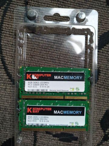 Memória para MAC