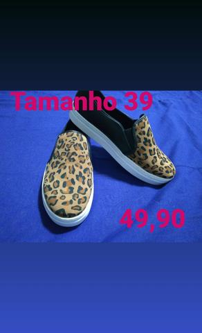 Sapatos novos diversos - Foto 3