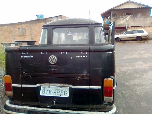 Kombi carroceria e passageiro - Foto 9
