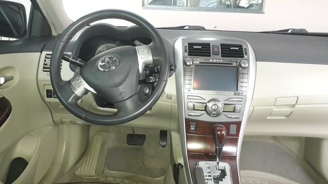 Toyota Corolla Altis 2012 aut - Foto 6
