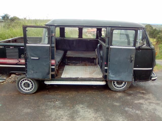 Kombi carroceria e passageiro - Foto 10