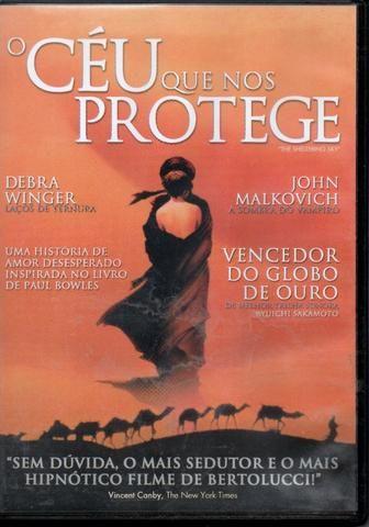Dvd - O Céu Que Nos Protege