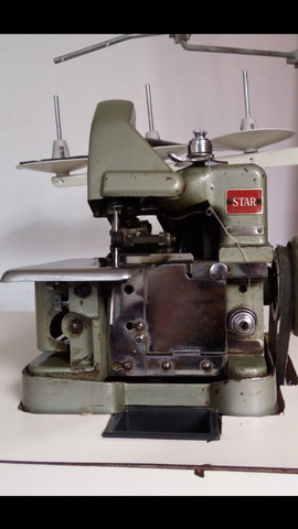 Máquina overlock semi industrial - Foto 2