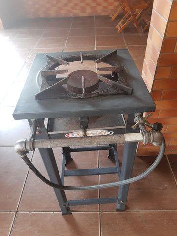Alugo fogão industrial
