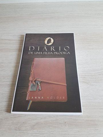 Livro o diário de uma filha pródiga.