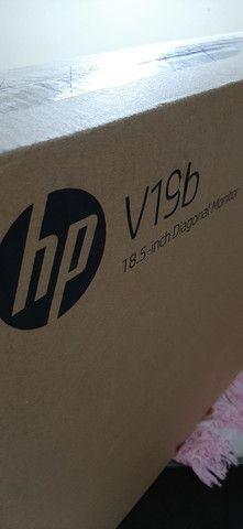 MONITOR LED HP NOVO