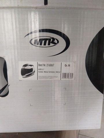 Capacete MTR Importado  - Foto 5