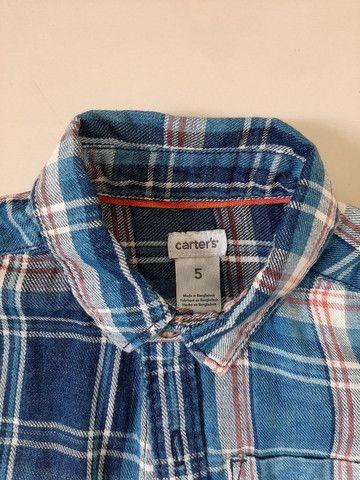 Camisa Carter's  - Foto 2