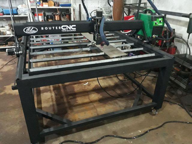 CNC PLASMA 1,00 x 2,00 - Foto 3