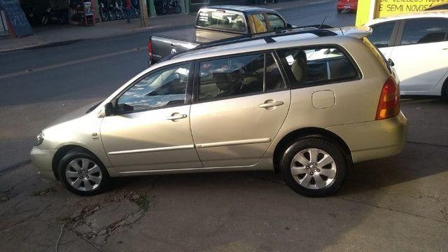 Corolla Fielder xei 1.8 flex aut. 2008 - Foto 5
