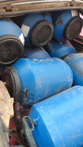 Vendo tambor de 50l leiteira - Foto 3