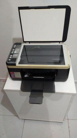 Impressora HP Deskjet F4180 (com defeito, é para retirada de pecas ou conserto) - Foto 2