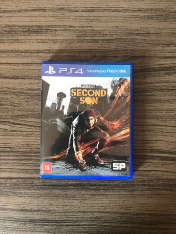 Second Son - PS4